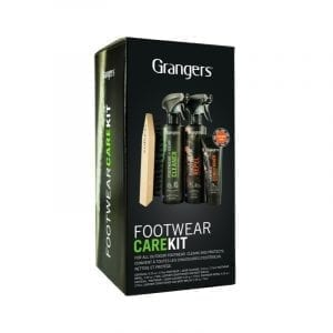Grangers Footwear Care Kit Wuzzos