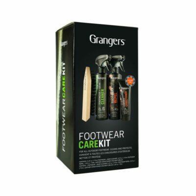 Grangers Footwear Care Kit Wuzzos