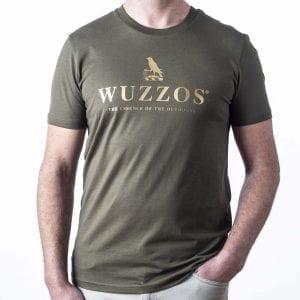 Wakeling Organic Cotton T-Shirt Wuzzos