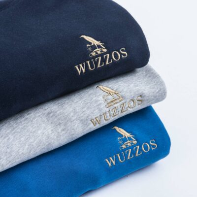 Holliwell Organic Cotton Hoody Wuzzos