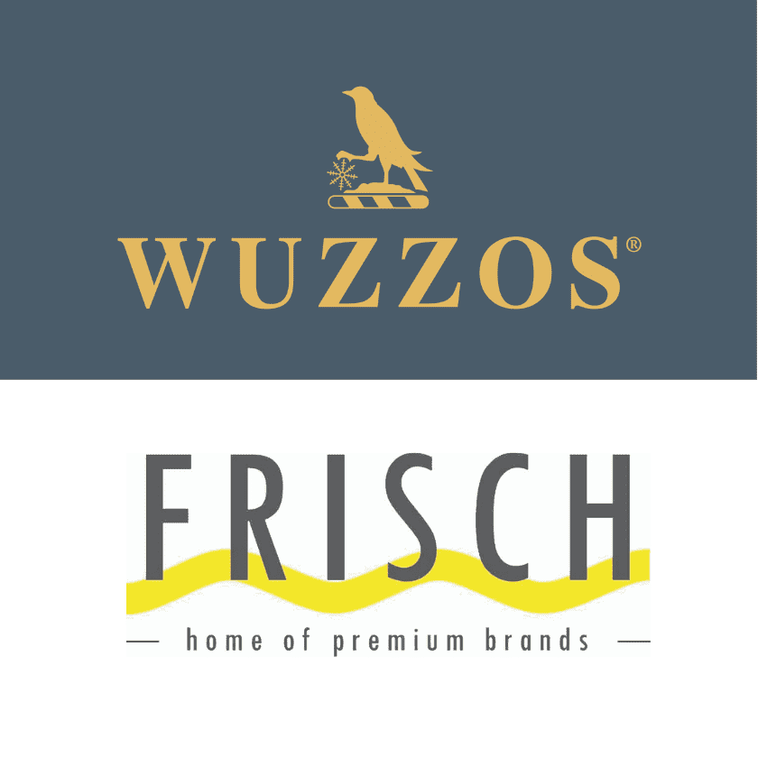PETER FRISCH GMBH appointed as distributor in GERMANY, AUSTRIA, SWITZERLAND, and HUNGARY Wuzzos