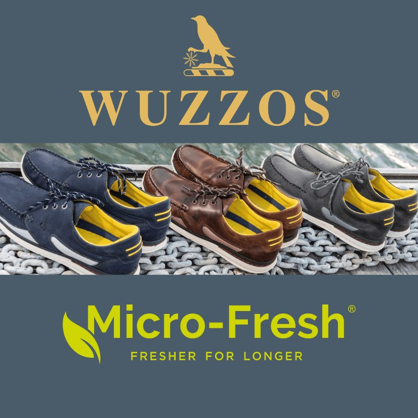 Wuzzos partner with award winning Micro-Fresh antimicrobial technology Wuzzos